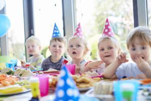 monkey maze childrens party